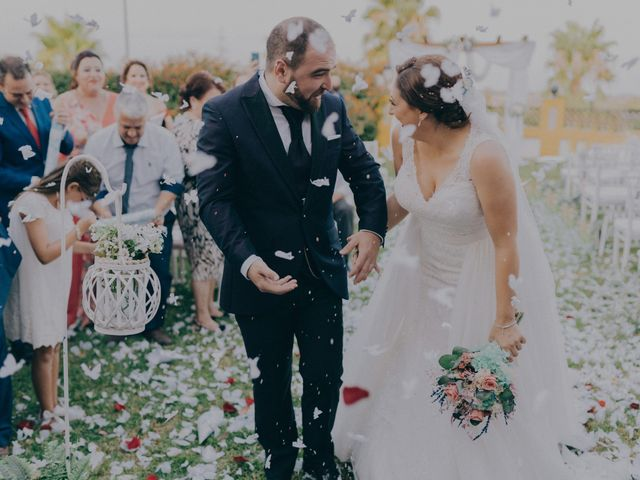 La boda de Jonathan y Sonia en Dos Hermanas, Sevilla 46