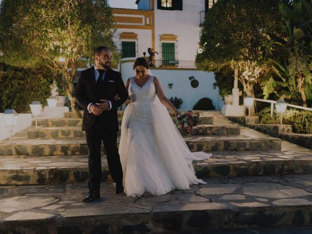 La boda de Jonathan y Sonia en Dos Hermanas, Sevilla 47