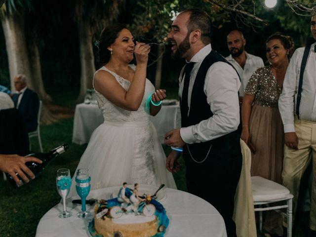 La boda de Jonathan y Sonia en Dos Hermanas, Sevilla 50
