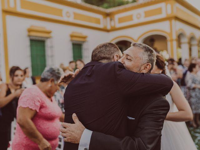 La boda de Jonathan y Sonia en Dos Hermanas, Sevilla 82