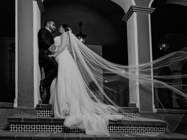 La boda de Jonathan y Sonia en Dos Hermanas, Sevilla 98
