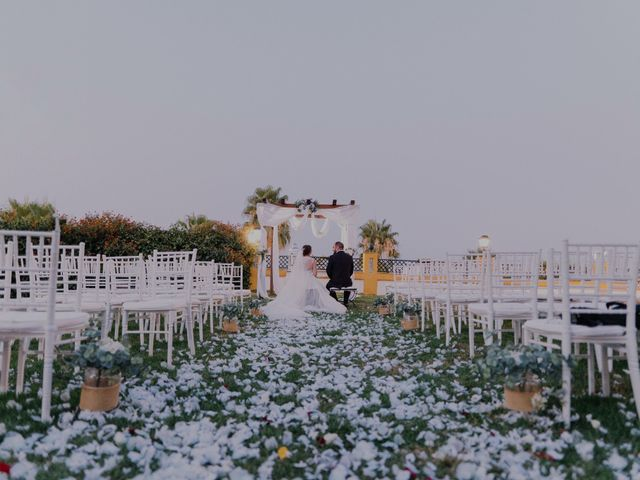 La boda de Jonathan y Sonia en Dos Hermanas, Sevilla 100