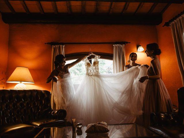 La boda de Noemí y Isaac en Sentmenat, Barcelona 7