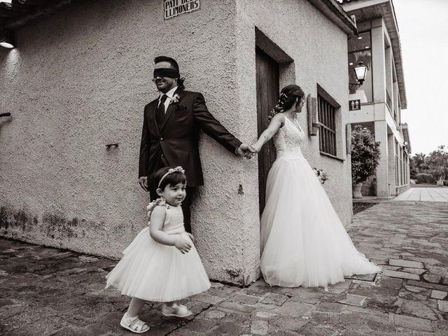 La boda de Noemí y Isaac en Sentmenat, Barcelona 1