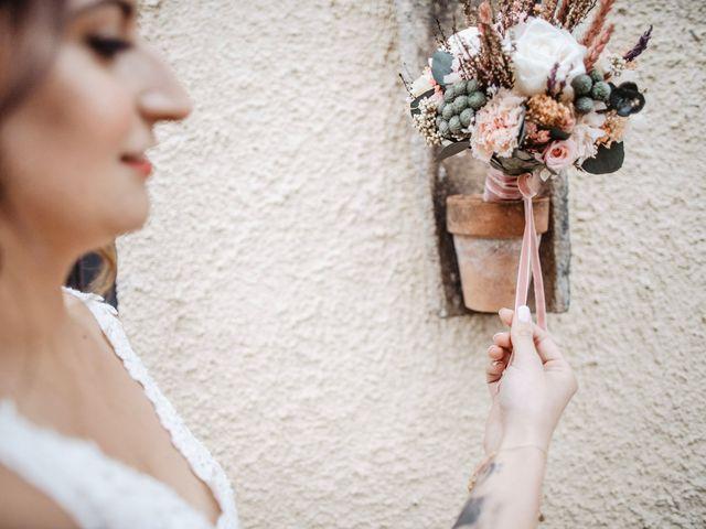 La boda de Noemí y Isaac en Sentmenat, Barcelona 13
