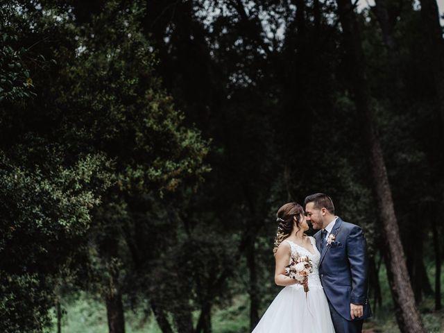 La boda de Noemí y Isaac en Sentmenat, Barcelona 22