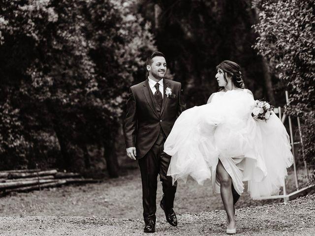 La boda de Noemí y Isaac en Sentmenat, Barcelona 23