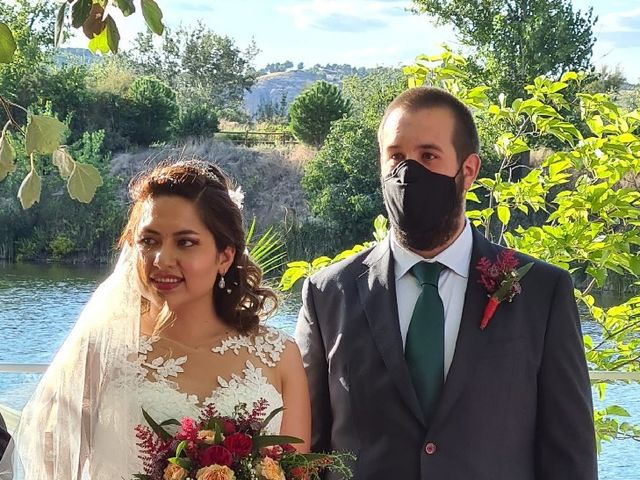 La boda de Daniel  y Nicole  en Madrid, Madrid 2