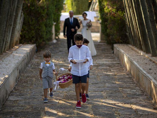 La boda de Pere y Caterina en Campos, Islas Baleares 52