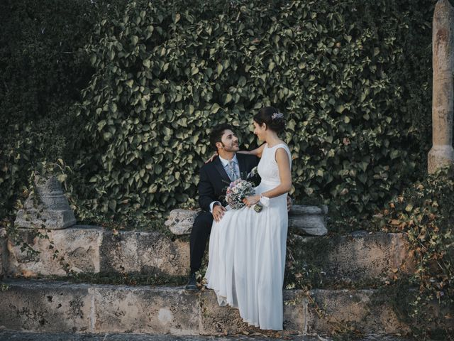 La boda de Caterina y Pere