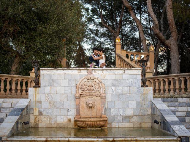 La boda de Pere y Caterina en Campos, Islas Baleares 72