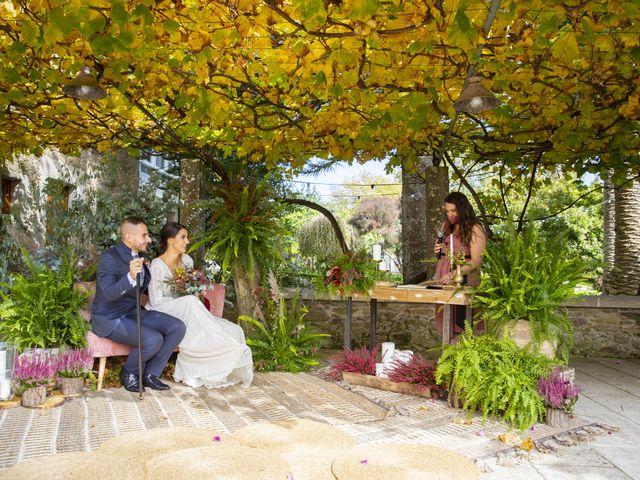 La boda de Alex y Patry en Laracha (Laracha), A Coruña 24