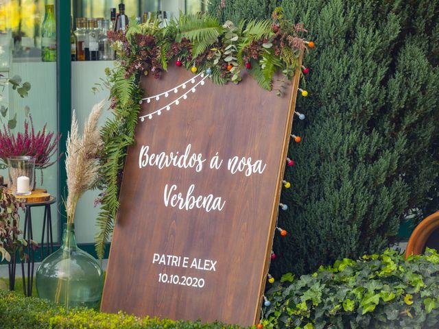 La boda de Alex y Patry en Laracha (Laracha), A Coruña 1