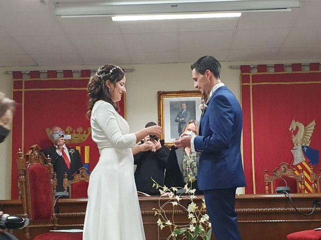 La boda de Juan y María en Puçol, Valencia 5