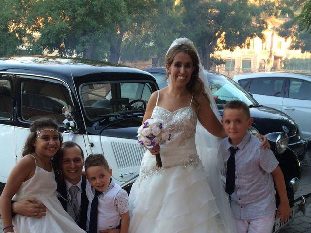 La boda de David y Patricia en Toledo, Toledo 9