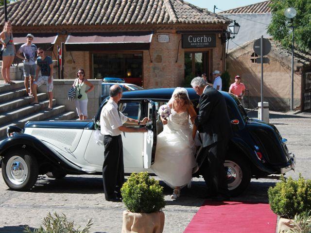 La boda de David y Patricia en Toledo, Toledo 13