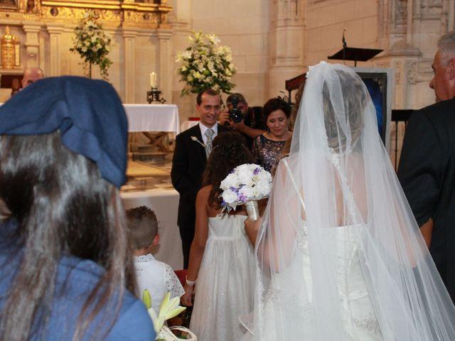 La boda de David y Patricia en Toledo, Toledo 1