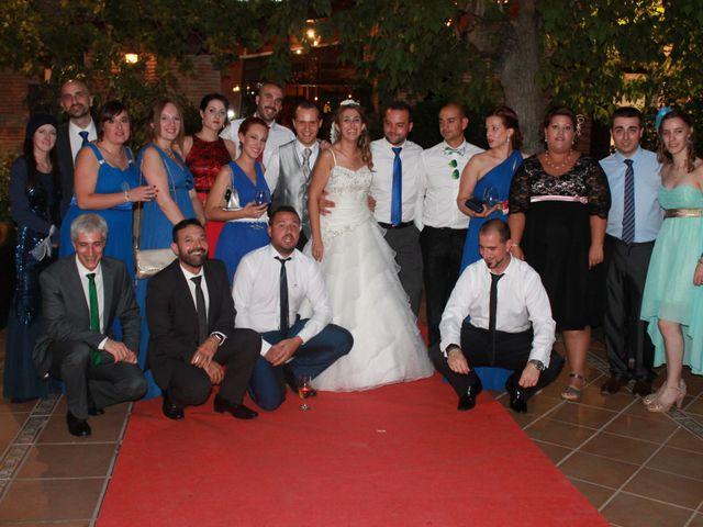 La boda de David y Patricia en Toledo, Toledo 17