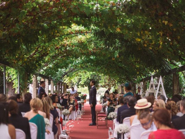 La boda de Juan y Isabel en Redondela, Pontevedra 12