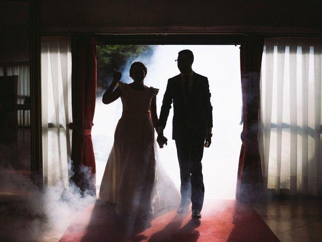 La boda de Juan y Isabel en Redondela, Pontevedra 34