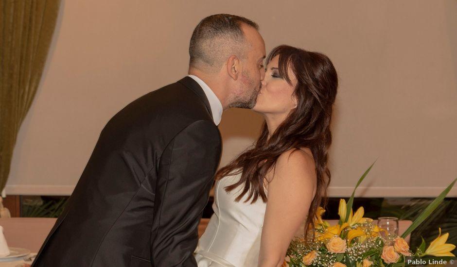 La boda de David y Ángela en Elx/elche, Alicante
