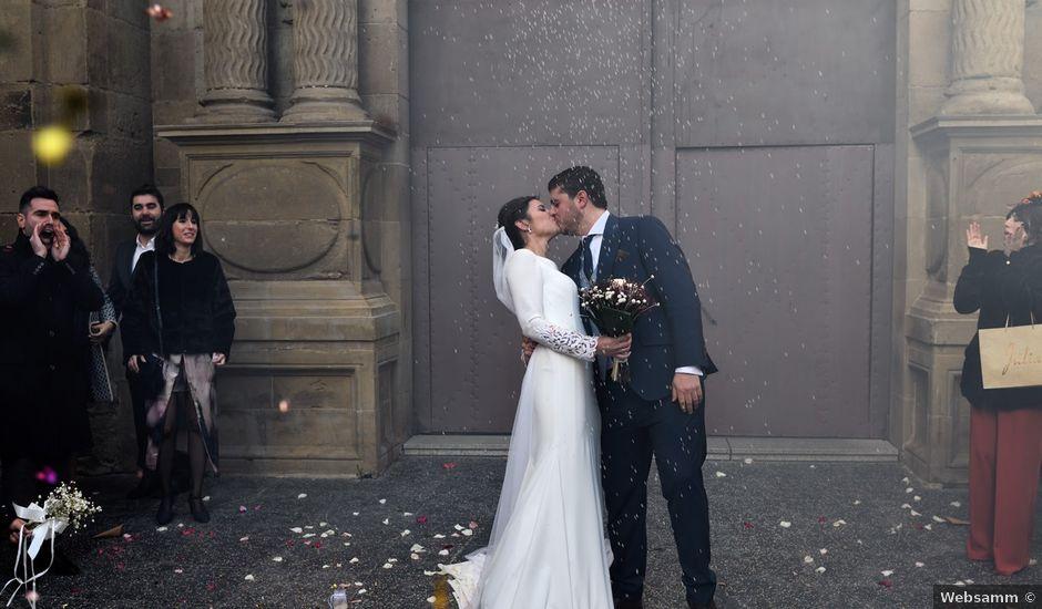 La boda de Mario y Sandra en Logroño, La Rioja
