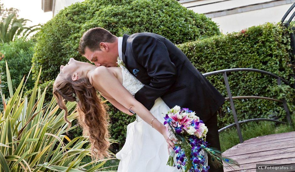 La boda de Juan Carlos y Eva en Madrid, Madrid