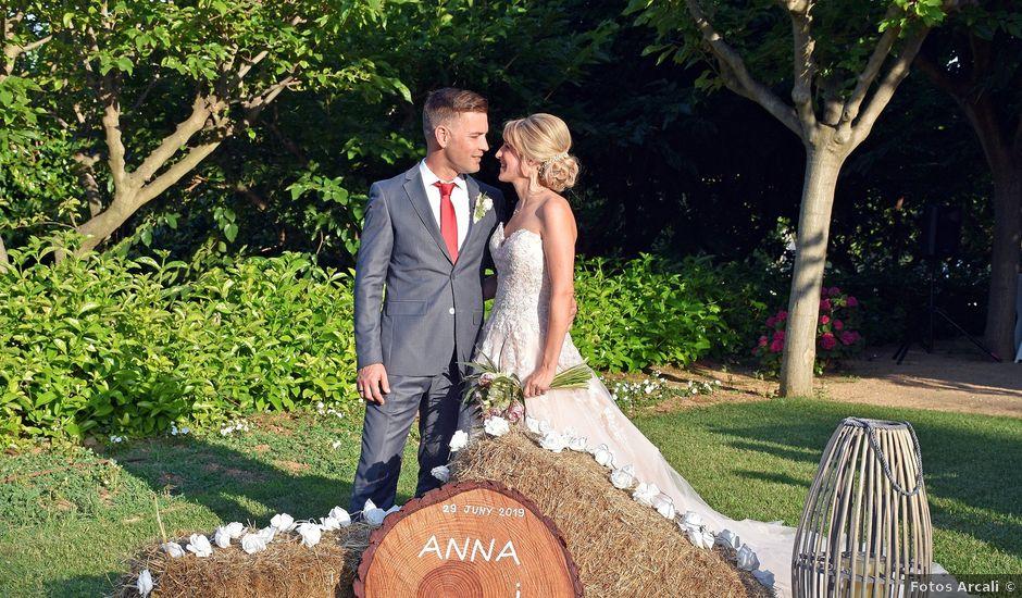 La boda de Ferran y Anna en Premia De Dalt, Barcelona