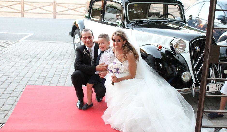 La boda de David y Patricia en Toledo, Toledo