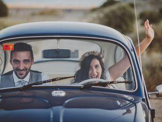 La boda de Carmen y Ufa