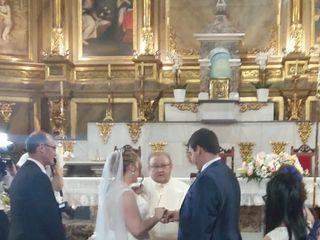 La boda de Irene y Miguel Ángel 1