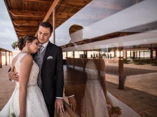 La boda de Noemi y Raul