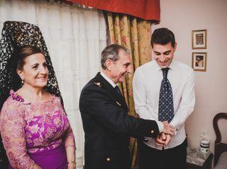 La boda de Cristina y Emilio 1