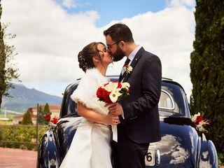 La boda de Silvia y Victor