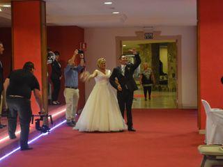 La boda de Sarai y Luis