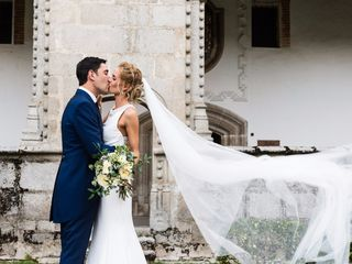 La boda de Raquel y Abel