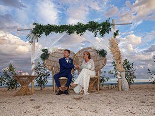 La boda de Bego y Xavi 1