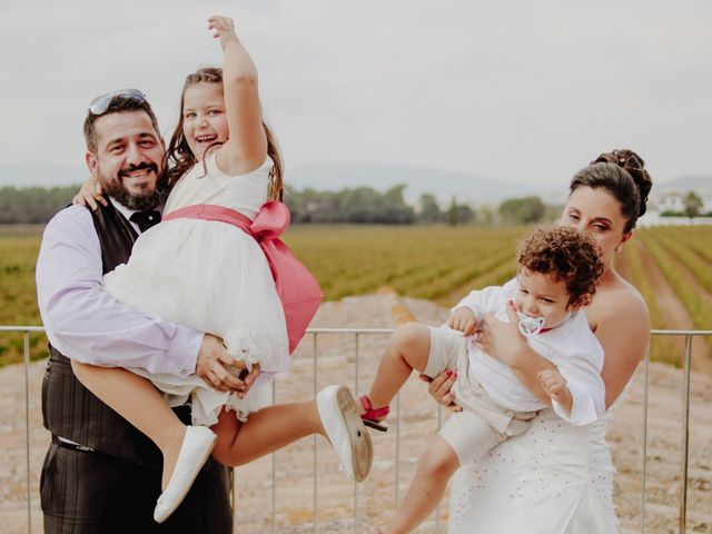 La boda de Juan y Ana en Altafulla, Tarragona 43