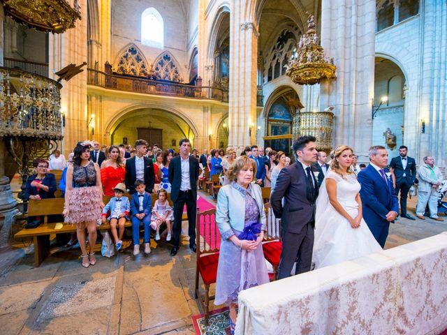 La boda de Javier y Cristina en Paganos, Álava 13