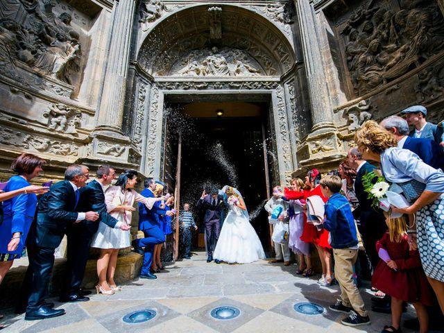 La boda de Javier y Cristina en Paganos, Álava 14