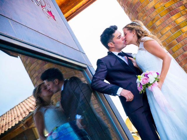La boda de Javier y Cristina en Paganos, Álava 17