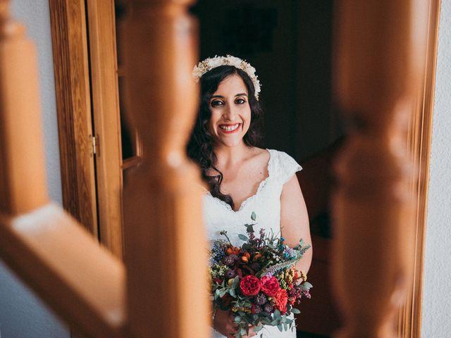 La boda de Ufa y Carmen en El Cabo De Gata, Almería 31