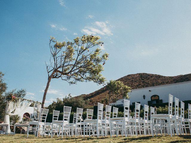 La boda de Ufa y Carmen en El Cabo De Gata, Almería 35