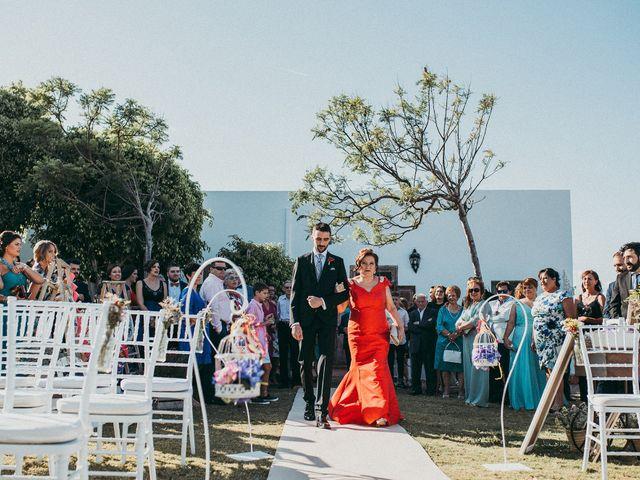 La boda de Ufa y Carmen en El Cabo De Gata, Almería 38