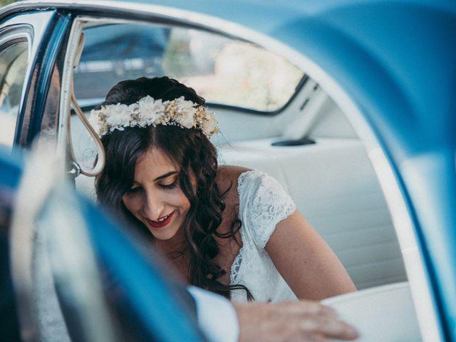 La boda de Ufa y Carmen en El Cabo De Gata, Almería 40