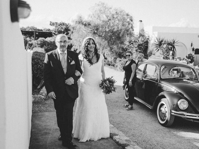 La boda de Ufa y Carmen en El Cabo De Gata, Almería 41