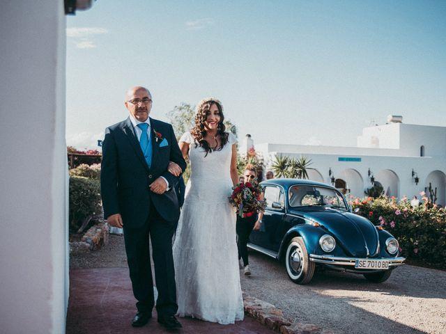 La boda de Ufa y Carmen en El Cabo De Gata, Almería 42