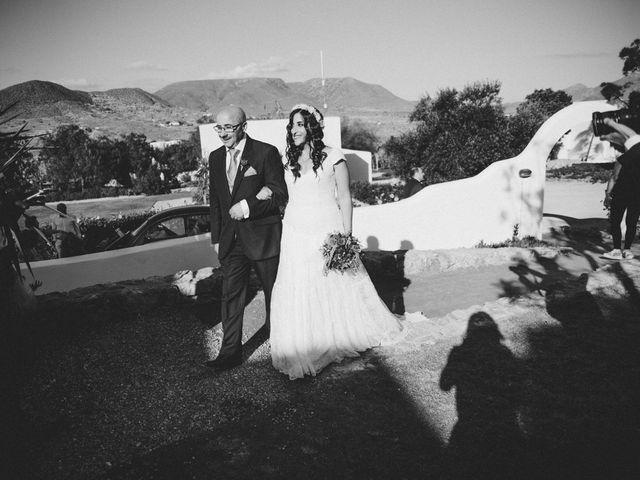 La boda de Ufa y Carmen en El Cabo De Gata, Almería 43