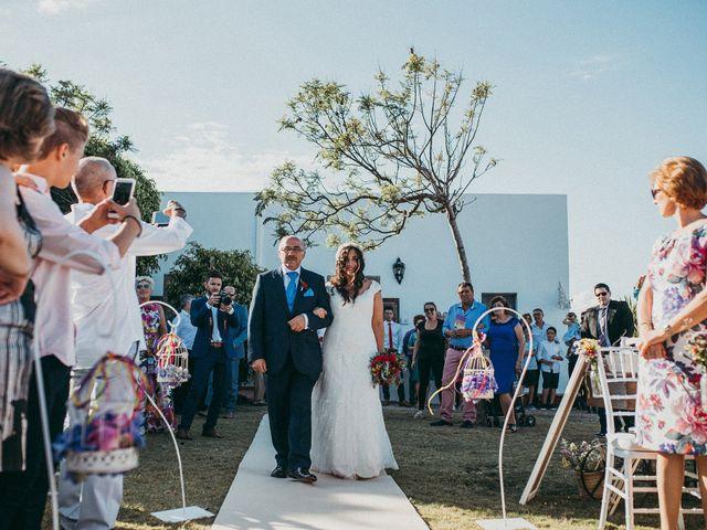 La boda de Ufa y Carmen en El Cabo De Gata, Almería 44