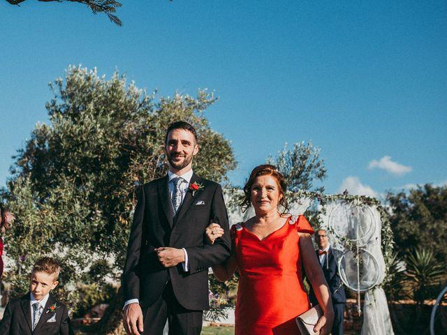 La boda de Ufa y Carmen en El Cabo De Gata, Almería 45